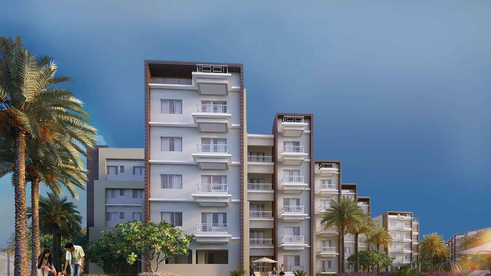 Rameswara Riverview Luxury Flats