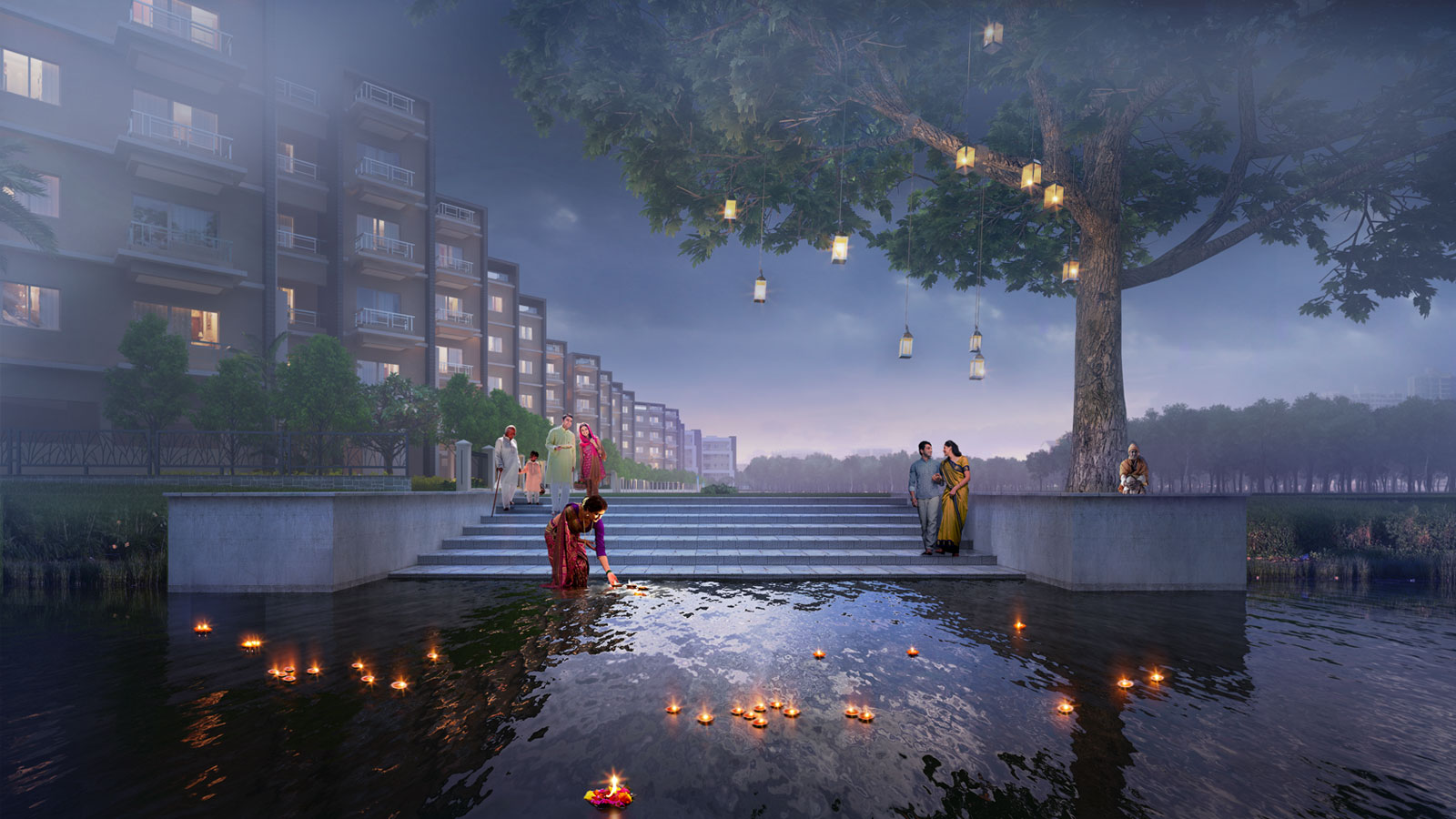 Rameswara Riverview Flats